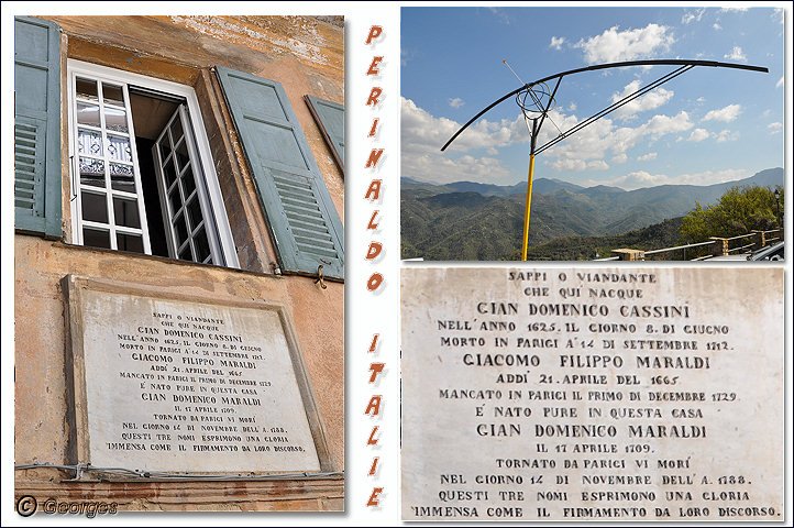 Perinaldo, bourg médiéval situé dans la Province d'Imperia (Ligurie) Italie Perinaldo25avril10_17