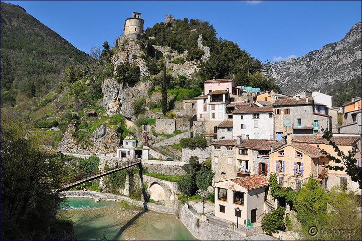 Roquesteron – Grasse Roquesteron18avril10_07