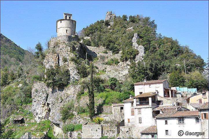 Roquesteron – Grasse Roquesteron18avril10_09