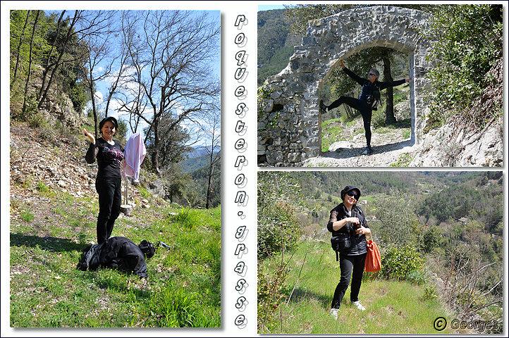 Roquesteron – Grasse Roquesteron18avril10_12